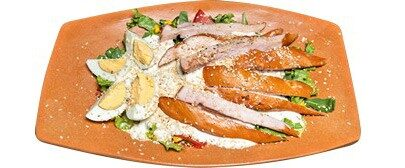ASTERIKS (obrok salata od dimljene piletine ili ćuretine) 400g