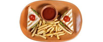 KEVIN SENDVIČ (Čairski klub sendvič) 300g
