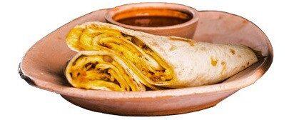 MEKSIČKA TORTILJA 250g (sa povrćem, ili pušenim mesom)