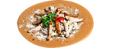 ROMALE (pasta sa dimljenom piletinom) 450 din